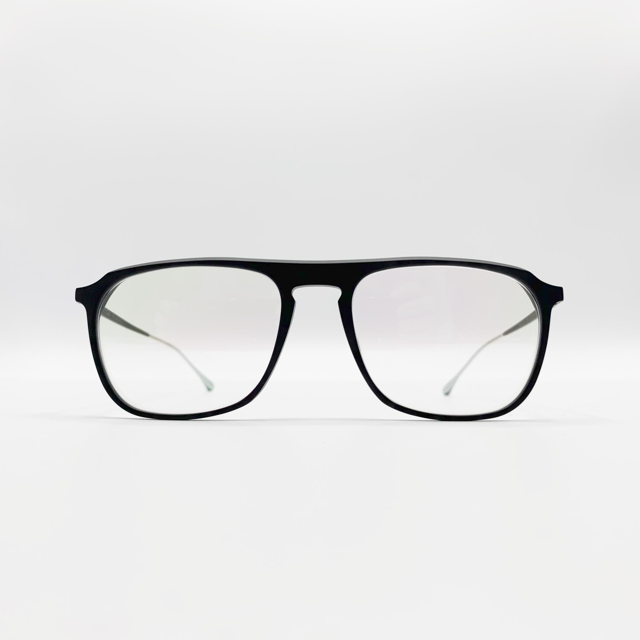 GIANICOLO Matt Black / Silver